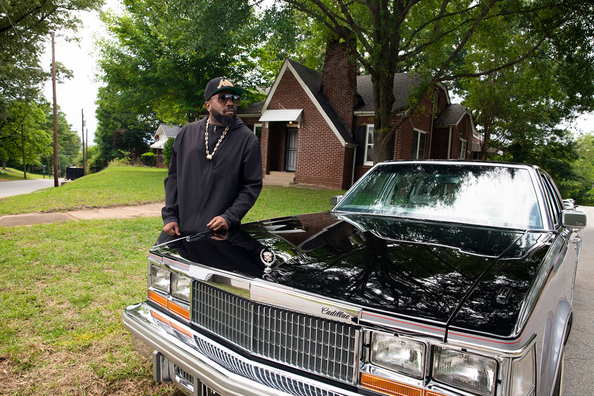 The Dungeon Family House Airbnb Big Boi