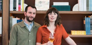 Lucian Books & Wine - wine bar bookshop Buckhead