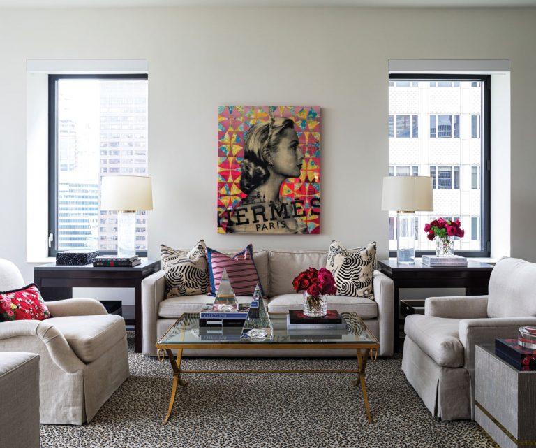 Atlanta philanthropist Susan Been and designer Bob Brown create a luxurious escape in Manhattan