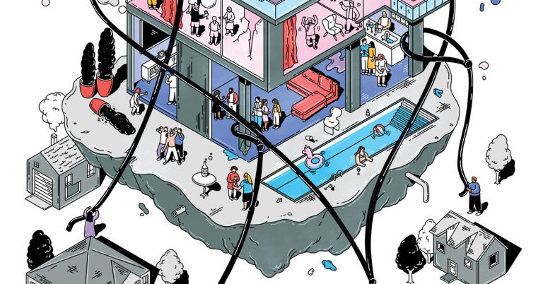 """Airbnbs and other short-term rentals used as """"party houses"""" have met their match"""