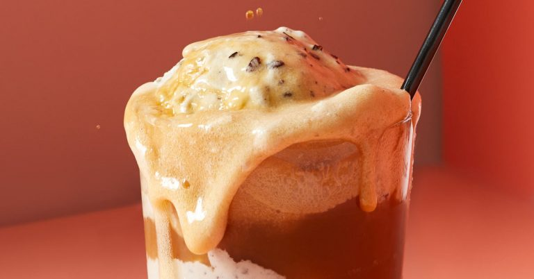 How to make the coolest ice cream floats with Atlanta-made ingredients