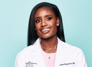 Northside Hospital orthopedic surgeon Kellie Middleton