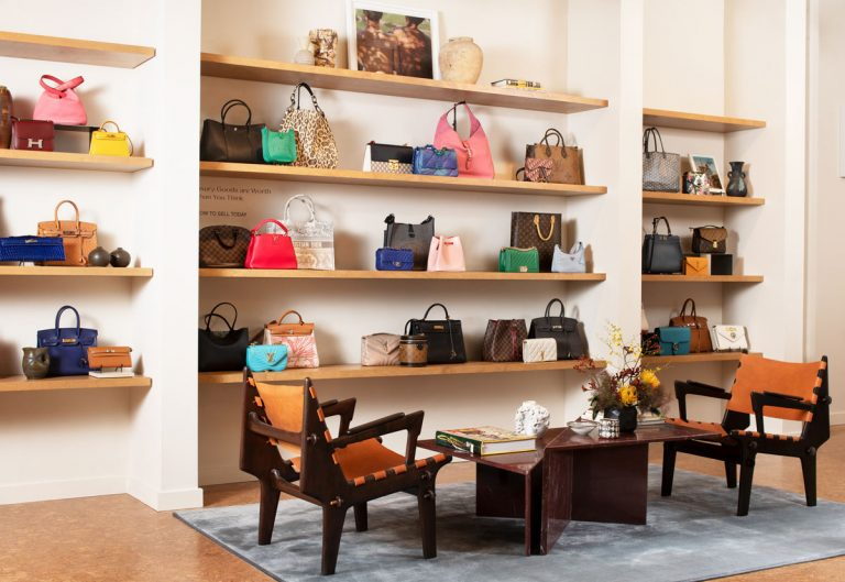 The RealReal brings a brick-and-mortar upcycled luxury goods store to Atlanta