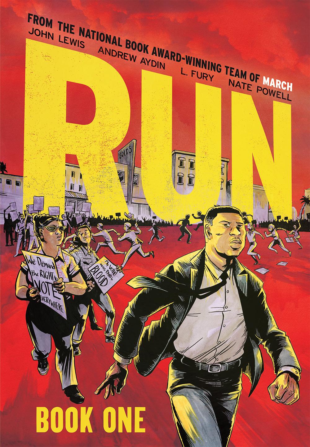 John Lewis Andrew Aydin Run