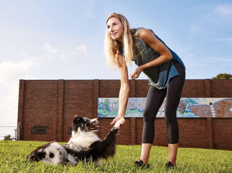 The animal wrangler: Jamie Stimach on why raccoons make great costars