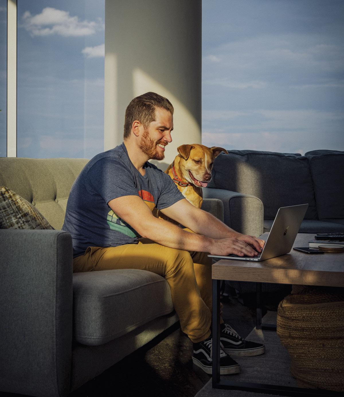 Pandemic pet adoptions