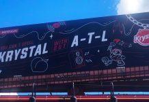 Krystal x Butter.ATL drive-thru