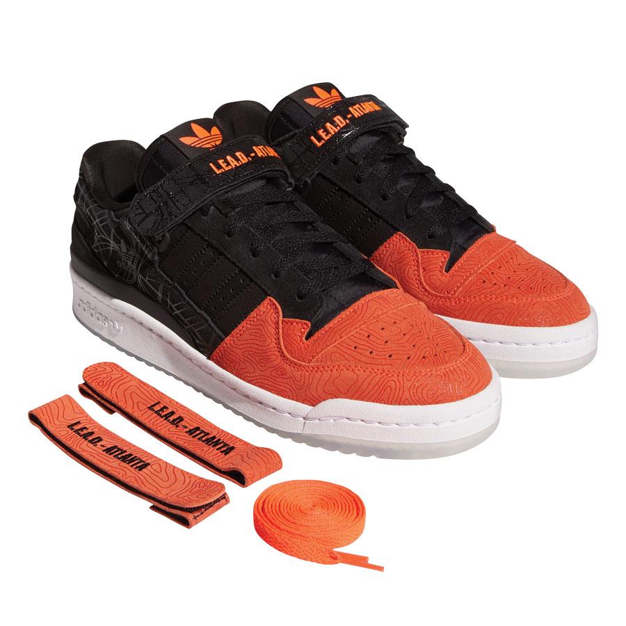 L.E.A.D. Adidas shoe