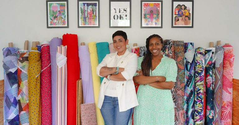 Melanated Fabrics offers style by the yard in Reynoldstown