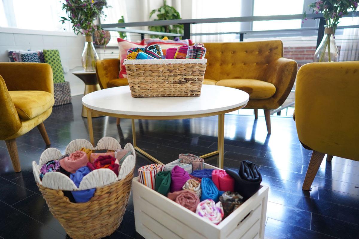Melanated Fabrics