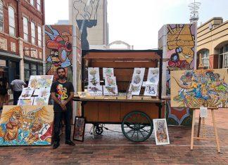 Underground Creative Carts Collective