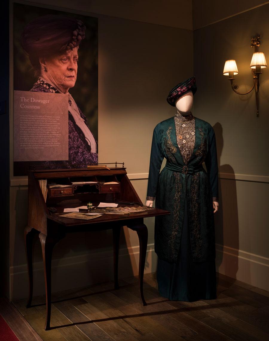 Downton Abbey Exhibition Atlanta