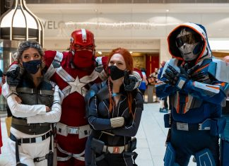 What we saw at Dragon Con 2021