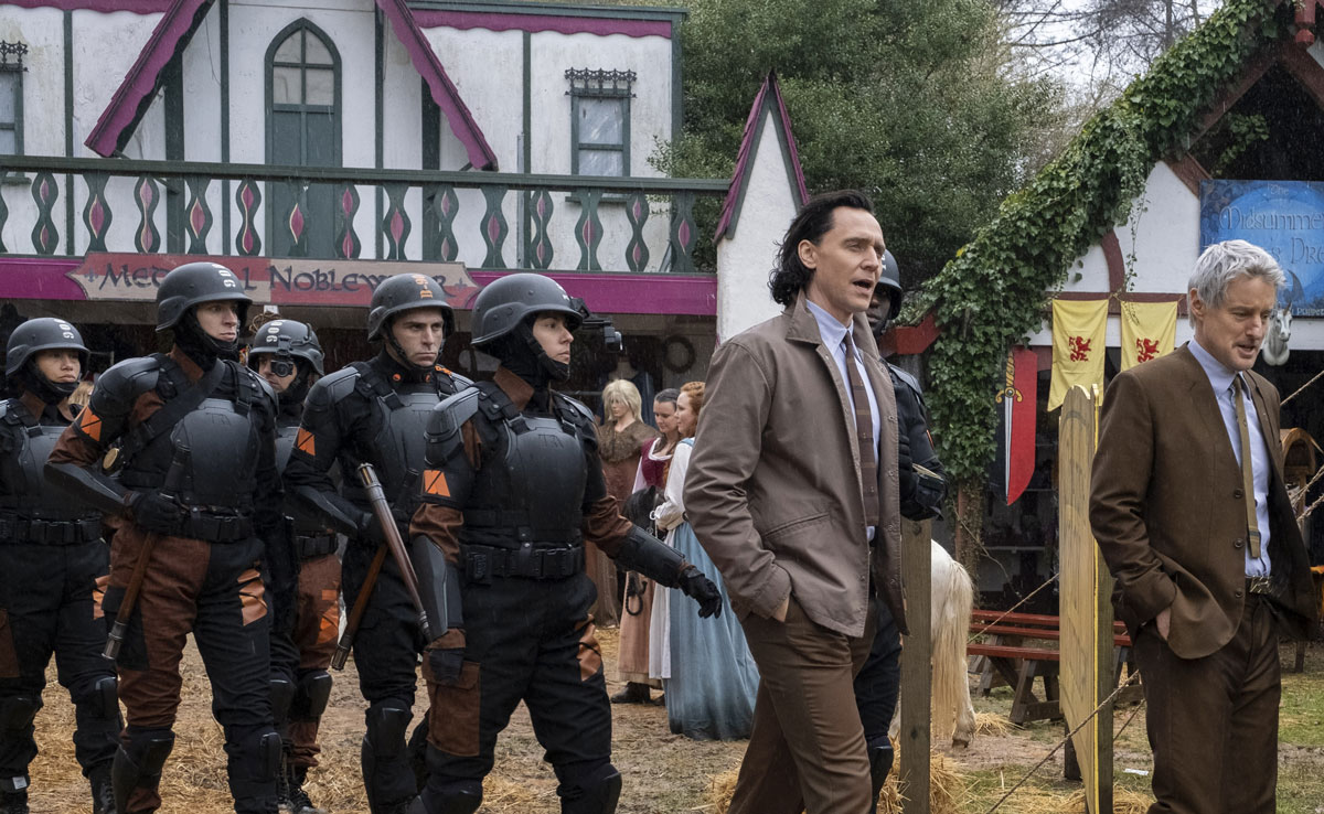 Kde je film Loki v Atlantě?