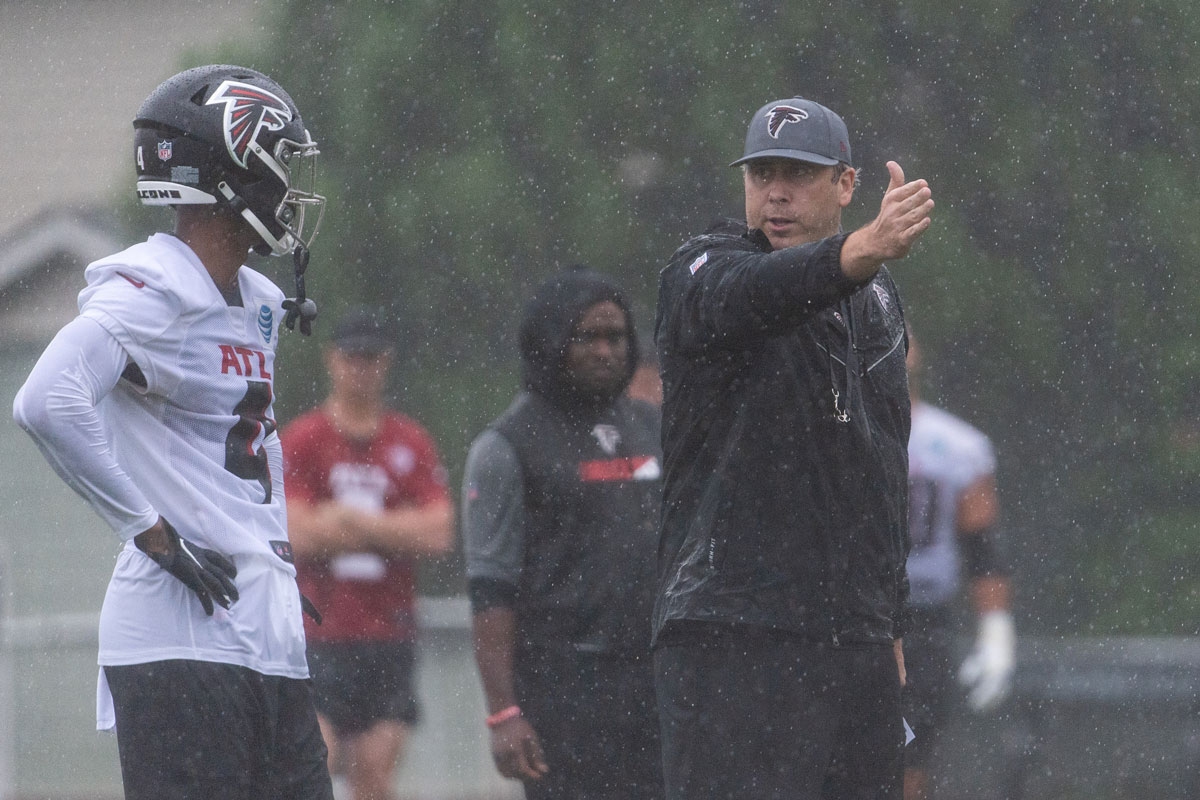 Can the Atlanta Falcons' new regime sack its old ways?