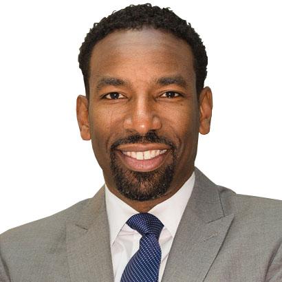 Atlanta mayoral candidate Andre Dickens
