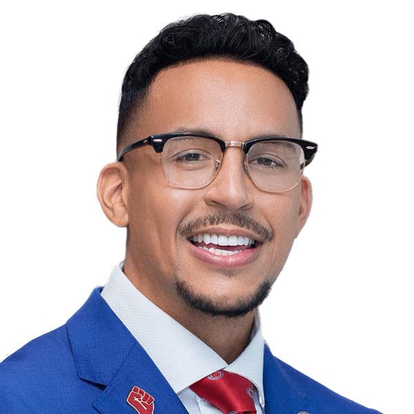 Atlanta mayoral candidate Antonio Brown